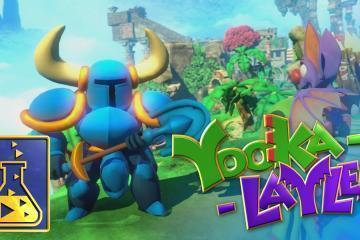 Shovel Knight's Got A Confirmed Cameo In Yooka-Laylee