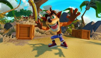 Skylanders Celebrates Crash Bandicoot's Anniversary
