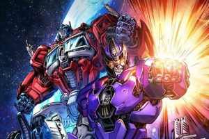 IDW Announces Hasbro Crossover Comic Revolutionaries