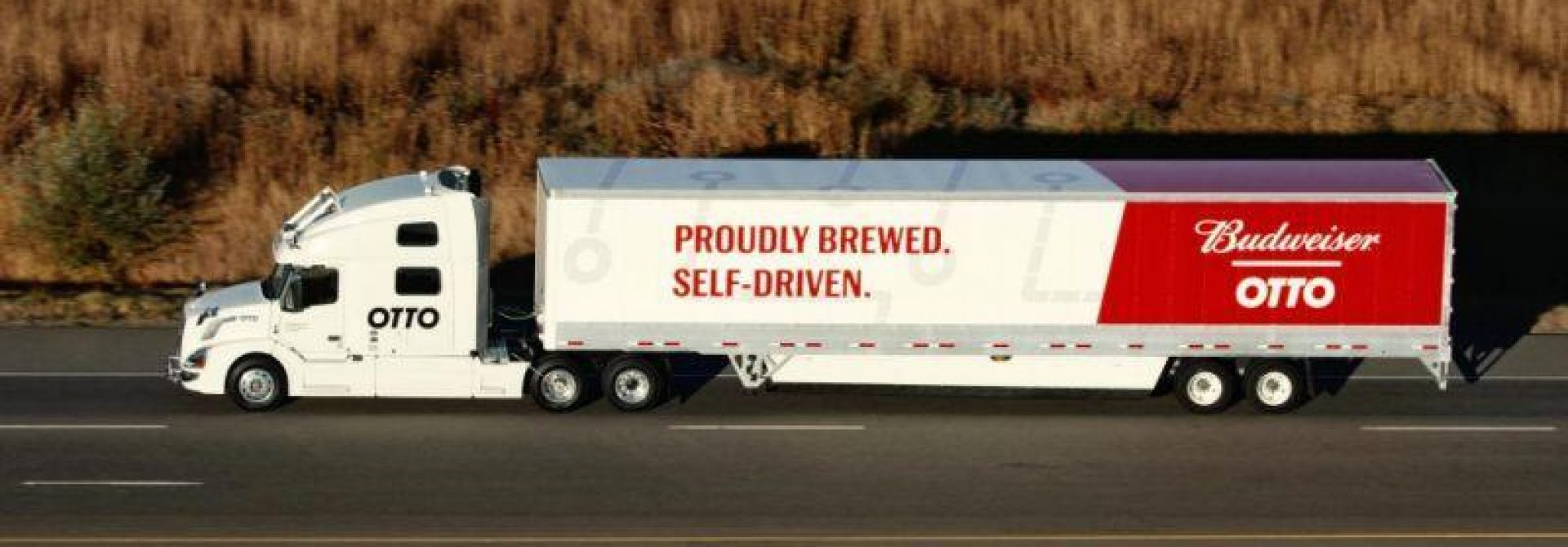The Self-Driving Truck Has Finally Happened