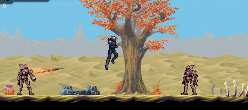 Adaeus: Rogue Planet Hits Steam Greenlight