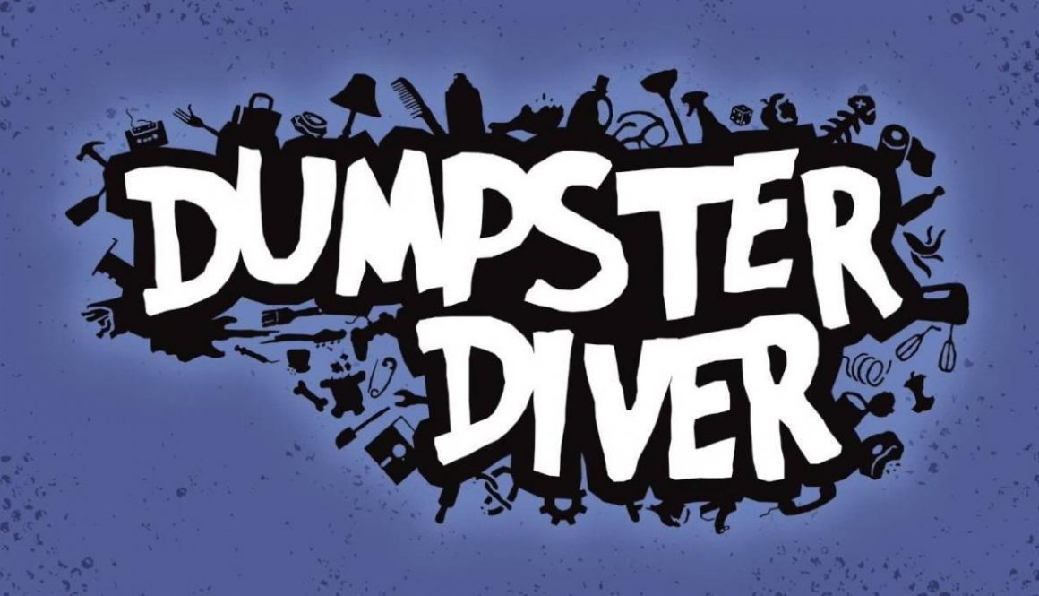 Dumpster Diver: The Card Game Of Garbage