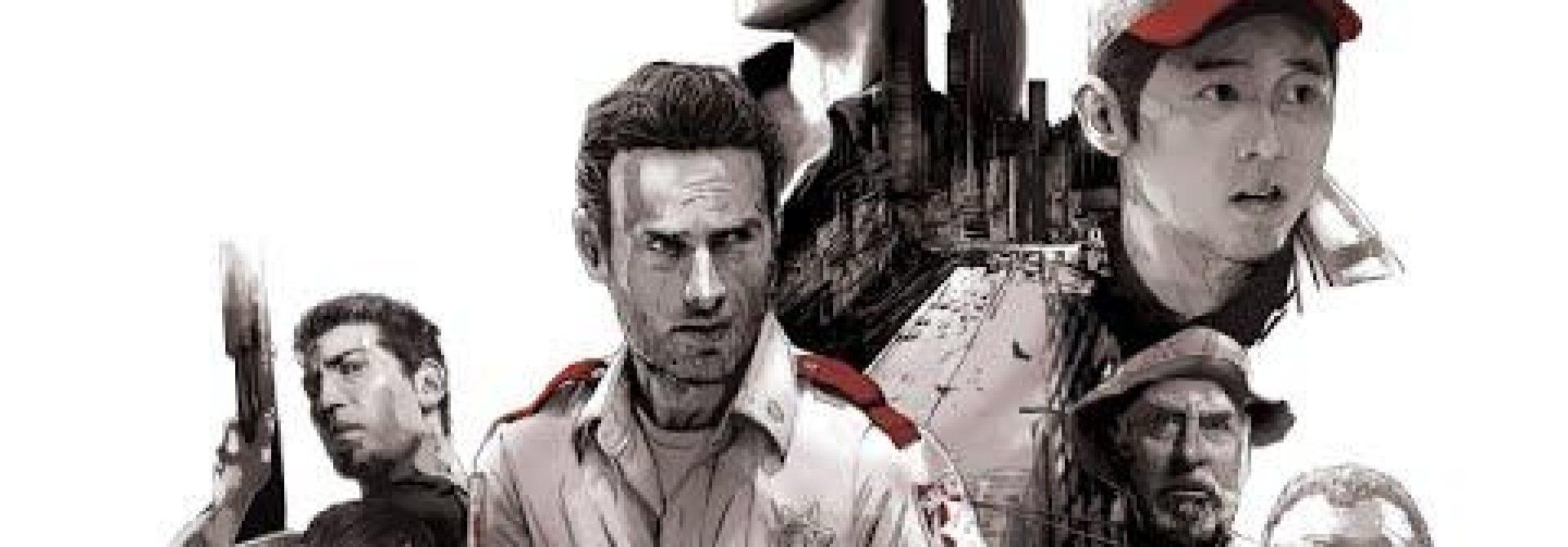 New Walking Dead RPG Cleans Up On Kickstarter