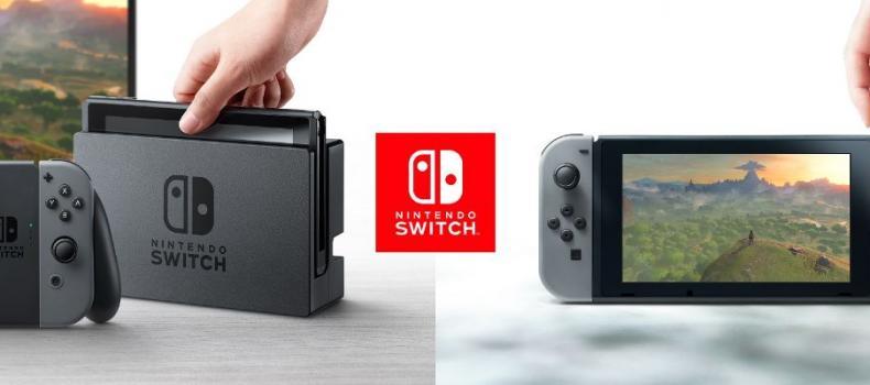 E3 2017: Nintendo Trying Hard To Fulfill Switch Demand