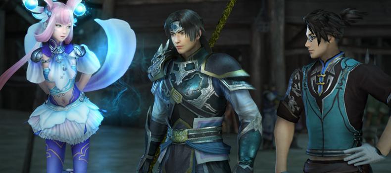 Dynasty Warriors: Godseekers Announced
