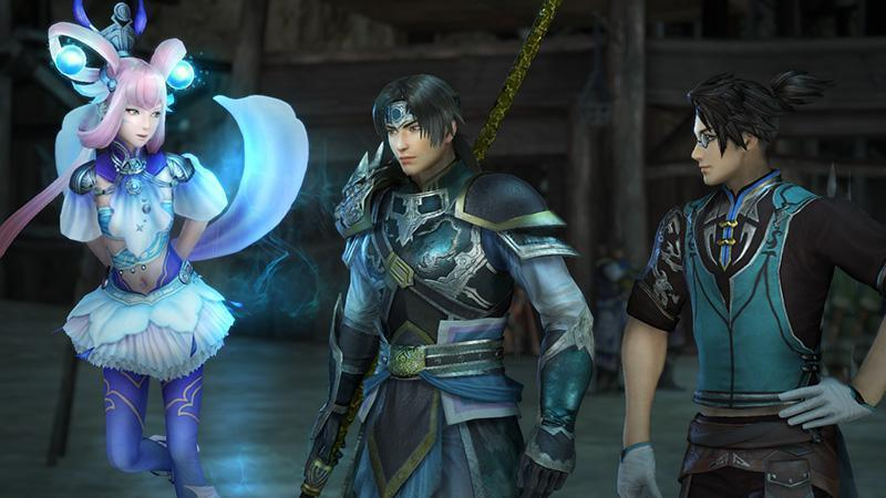 Dynasty Warriors: Godseekers Announced