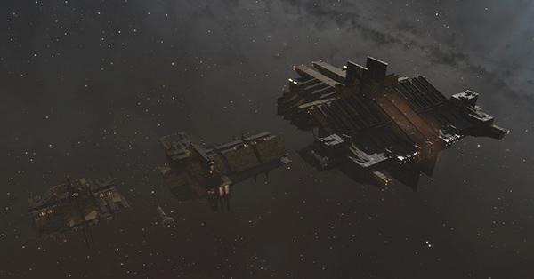 EVE Online Gets Ascension Update