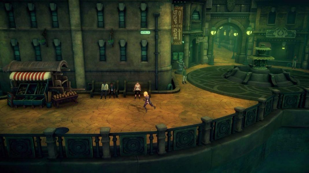 RPG Earthlock: Festival of Magic Screenshot from Snowcastle Games