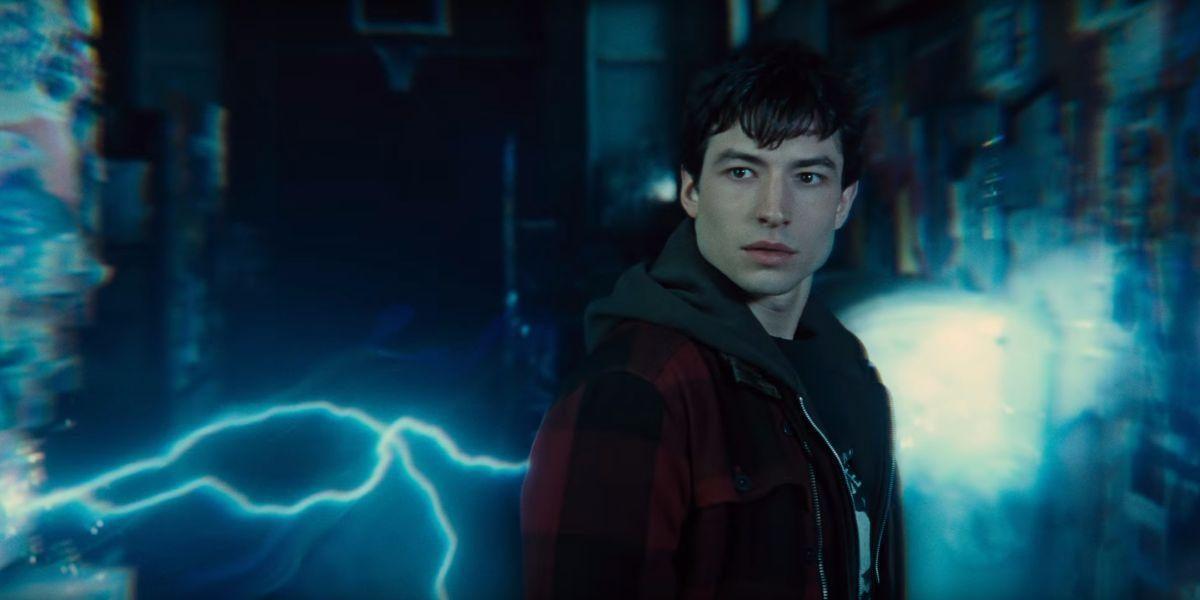 Ezra Miller Talks Being In The Flash Suit