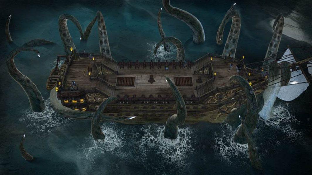 Fireblade Software's Abandon Ship Announced