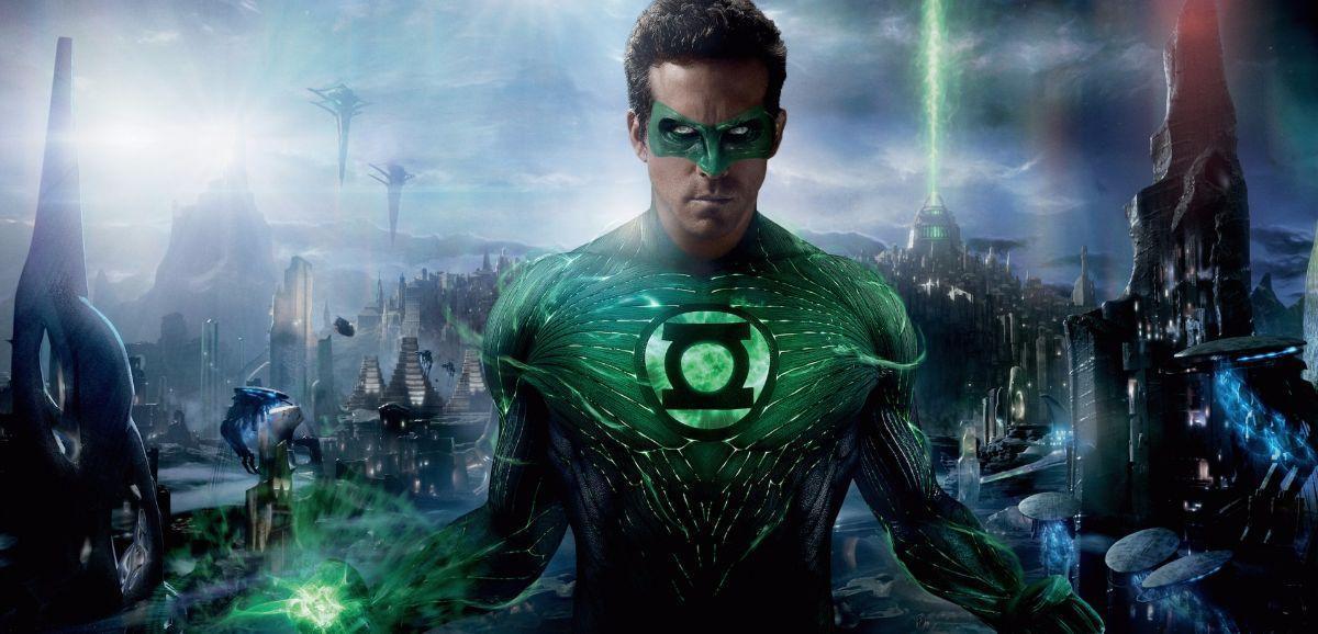 Ryan Reynolds Talks Green Lantern Failure
