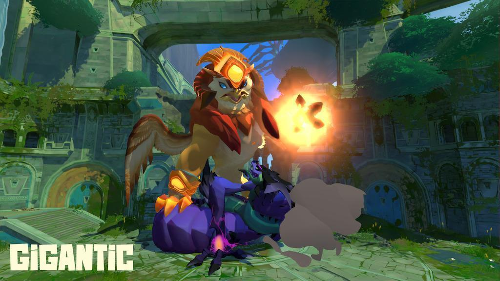 MOBA Gigantic Gets Closed Beta, Trailer