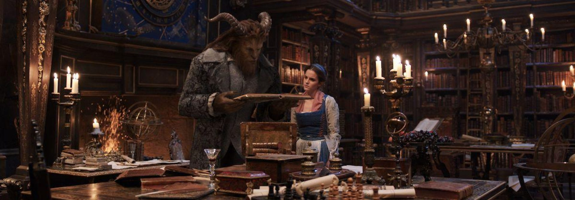 Beauty and the Beast: New Images for the Film