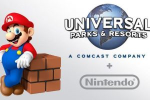 Nintendo and Universal Share New Insight on Upcoming Attractions