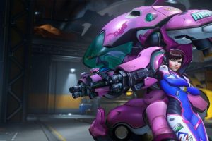 Overwatch Player Reaches Max Level Singlehandedly