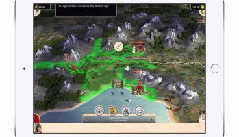 Rome: Total War To Conquer iPad