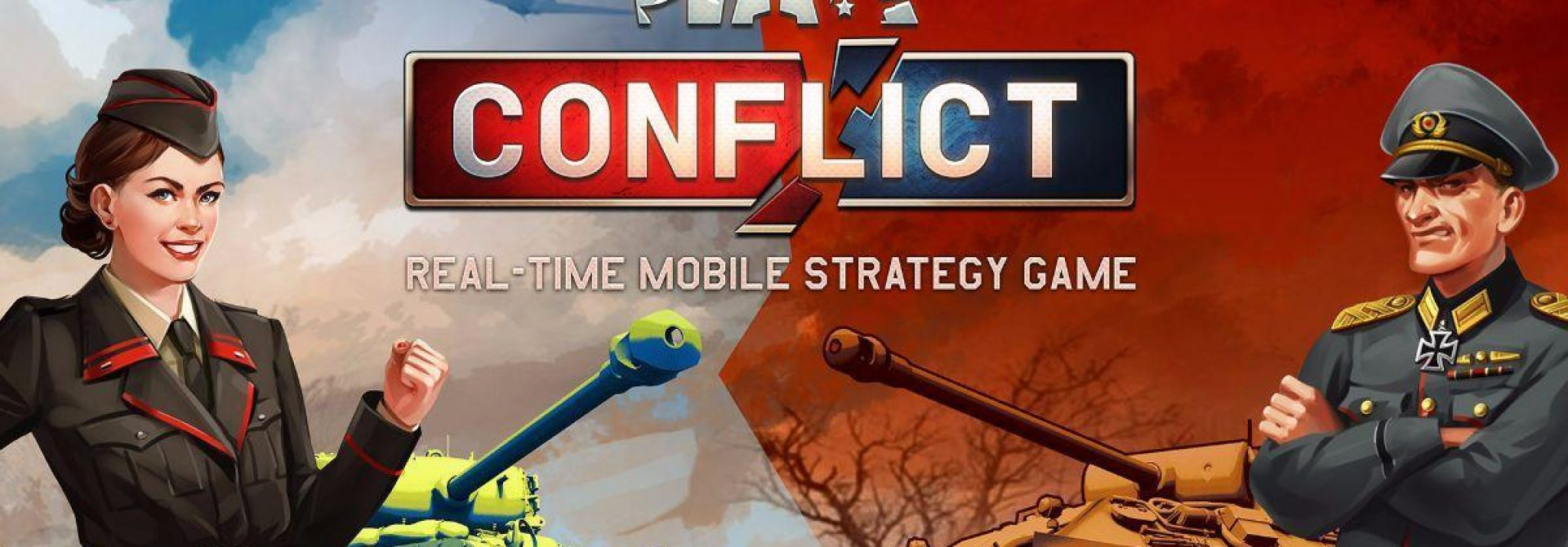 War Conflict Comes To iOS &Android