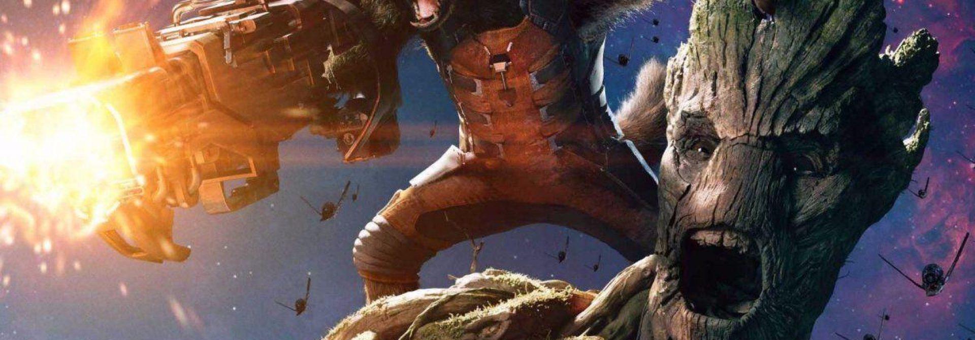 Rocket and Groot Influenced Dr. Strange