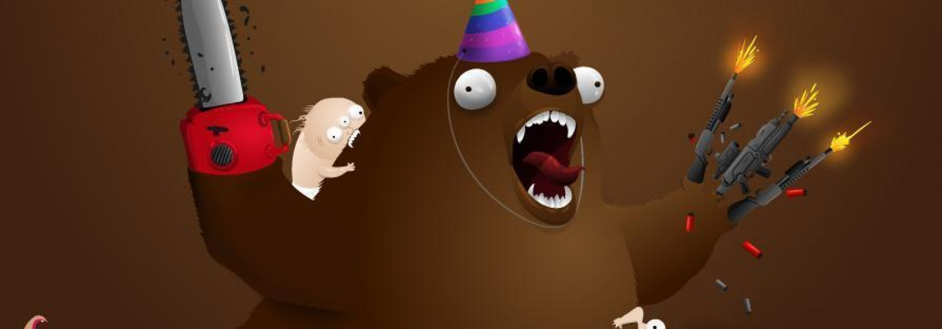 Bears Vs. Babies: From The Makers Of Exploding Kittens