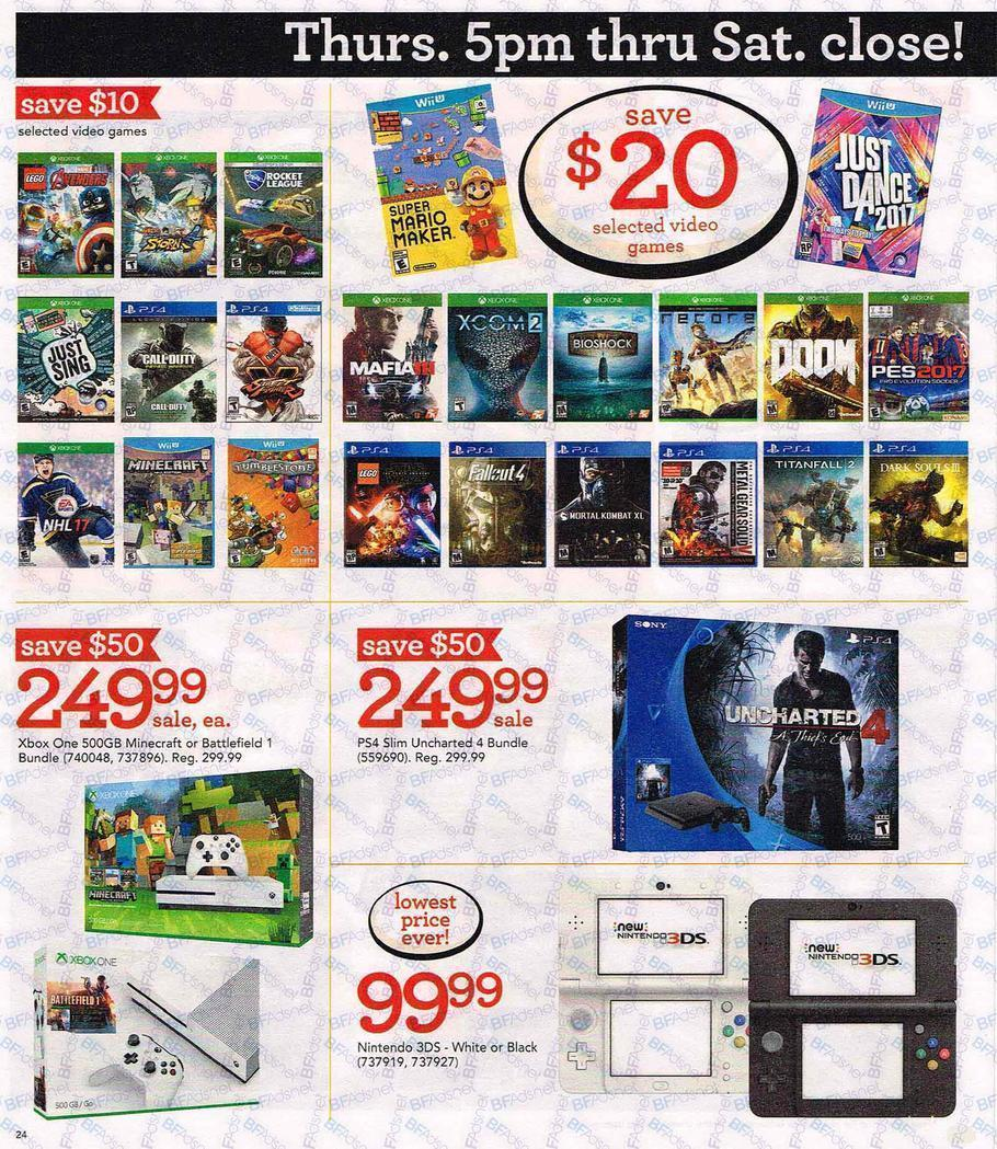 Black Friday 2016: Toys R Us And Target