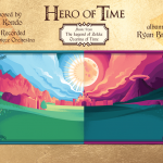 Check Out This Ocarina Of Time Soundtrack Vinyl