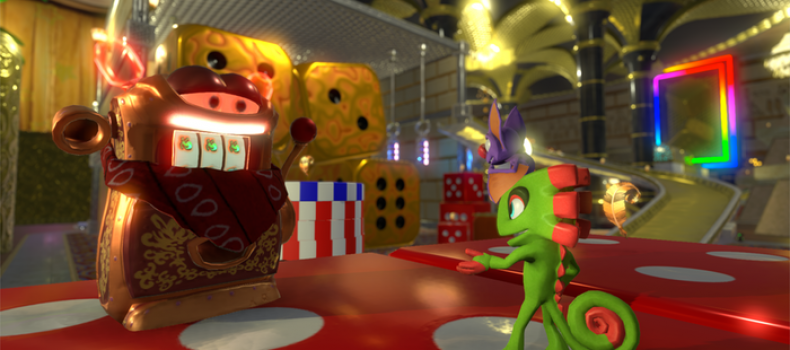 Yooka-Laylee's Release Date, A New Trailer And More