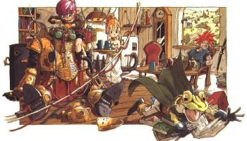 Chrono Trigger Gets Piano Collections Album