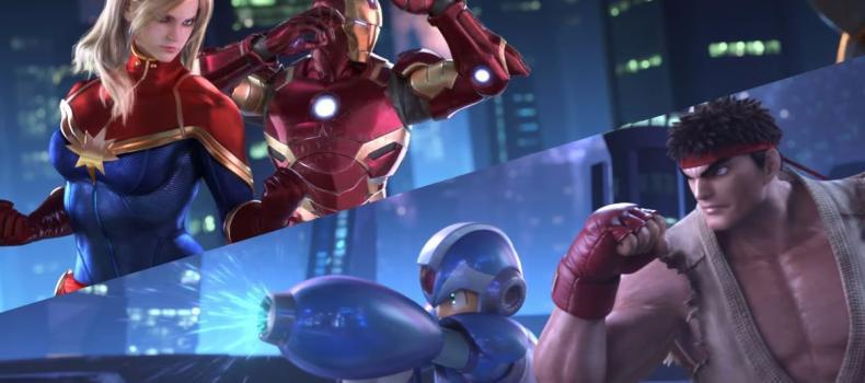 E3 2017: Marvel Vs. Capcom Infinite Trailer
