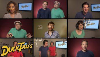 DuckTales Voice Cast Revealed: David Tennant, Danny Pudi & More