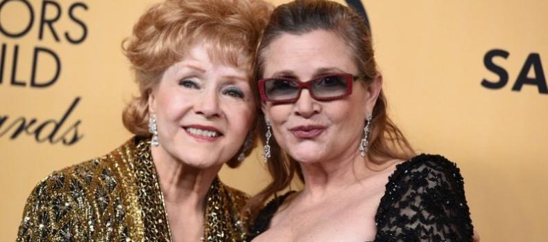 Debbie Reynolds Follows Daughter Carrie Fisher, Dies At 84