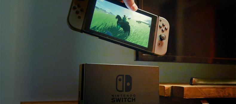 You May Not Be Able To Change The Switch's Battery