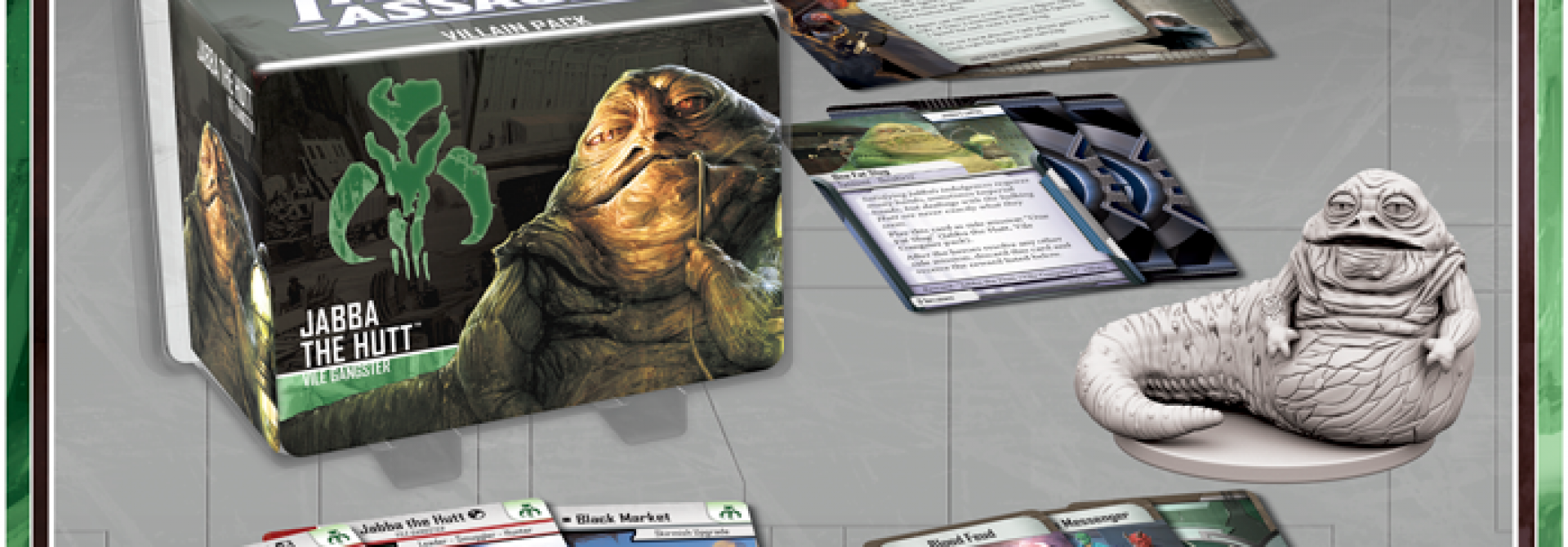 Be The Slug: Jabba The Hutt Coming To Imperial Assault
