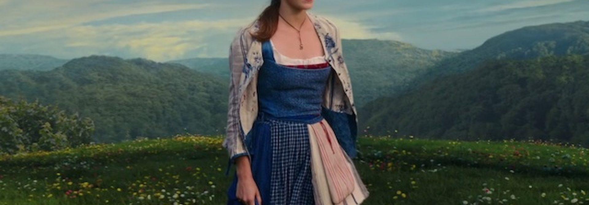 Beauty and the Beast: Emma Watson Sings as Belle