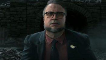 Guillermo del Toro Death Stranding Hideo Kojima