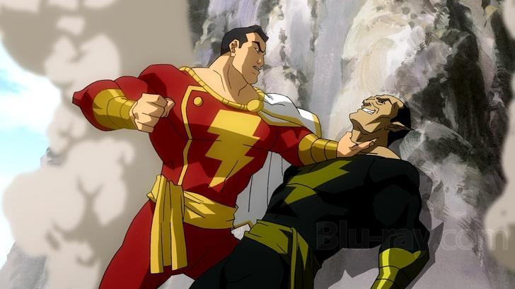 Shazam - The Rock - Black Adam