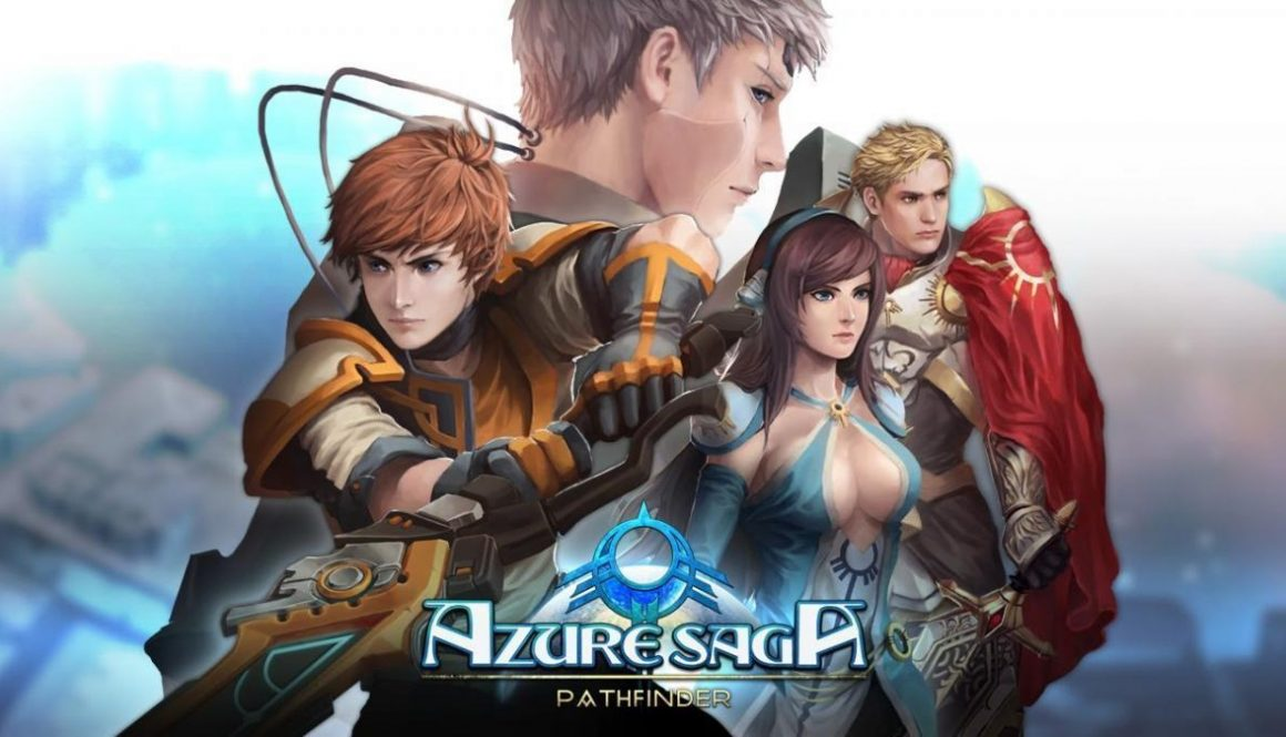 Azure Saga: Pathfinder Hits Steam Greenlight