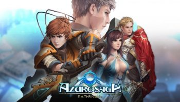 Azure Saga: Pathfinder Hits Steam Greenlight