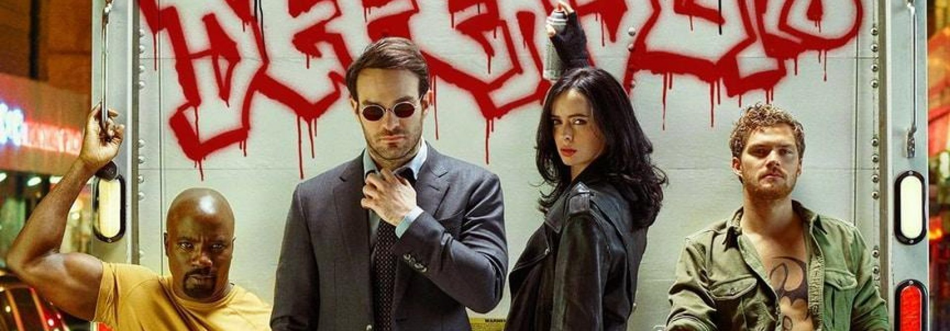 Daredevil, Ironfist and Jessica Jones will be joining MCU!