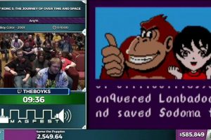 The Most HYPE Moments From Awesome Games Done Quick 2017
