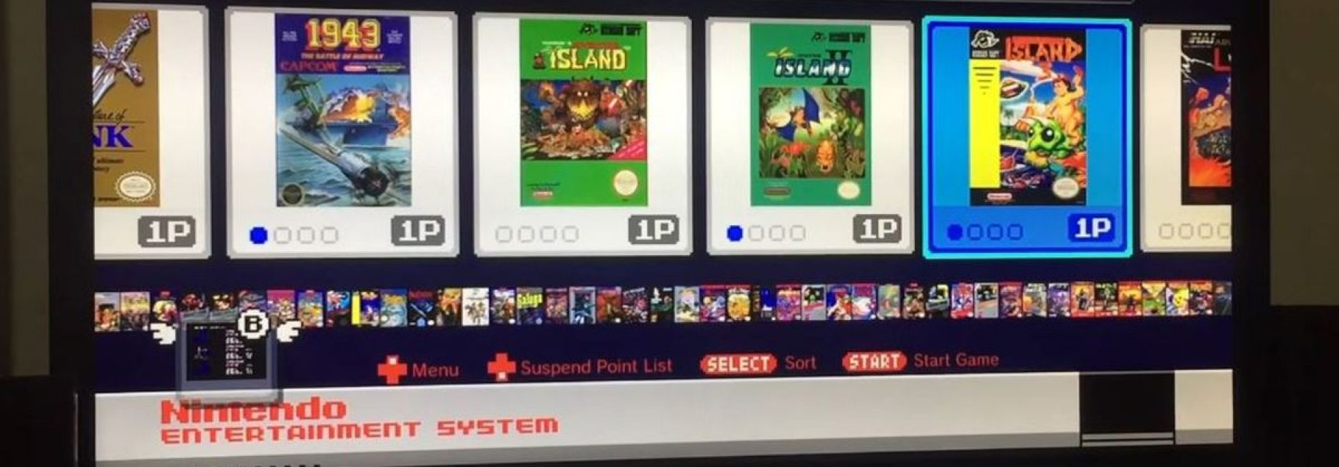 The NES Classic Hack Now Allows For All 700+ Games
