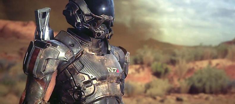 Players Can Craft Their Own Weapons In Mass Effect: Andromeda