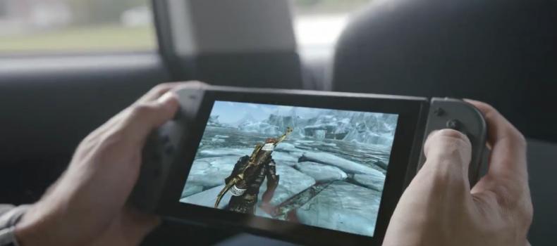 Nintendo Event Details New Nintendo Switch Console