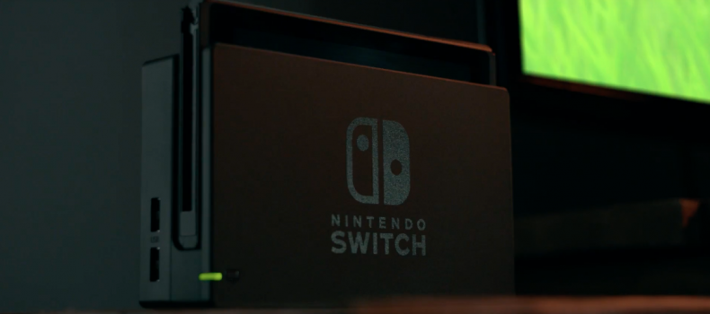 You Can Pick Your Nintendo Switch Account Name Now