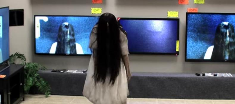 Samara Enters Reality In These Rings-Related Pranks