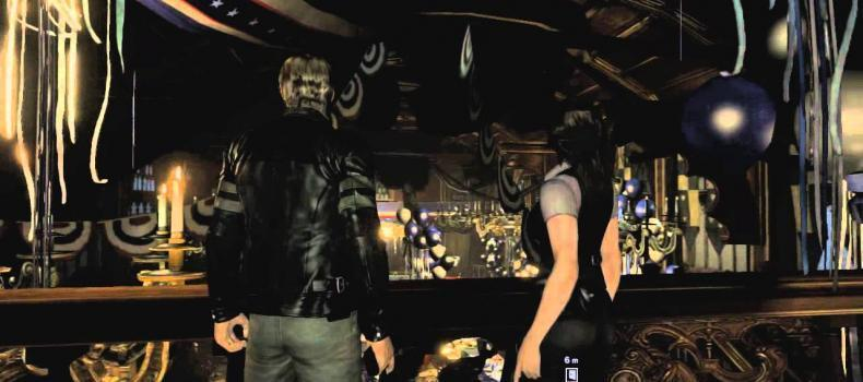 20 minutes of Resident Evil 6 Gameplay