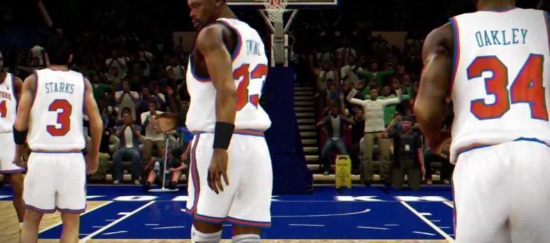 2K Sports Recreates NBA Greatest Matchups in New Trailer