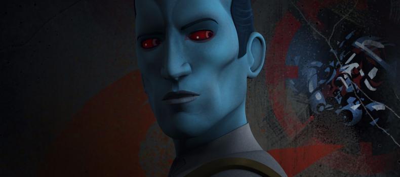 "Star Wars Rebels: Thrawn Returns in ""Through Imperial Eyes"""