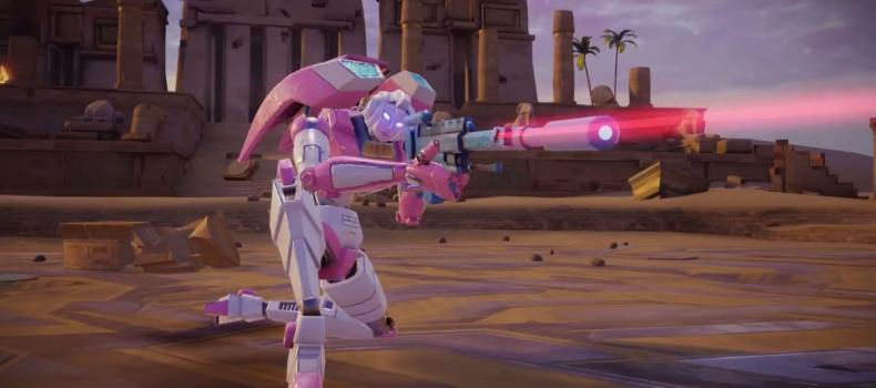 Transformers: Forged to Fight Toy Fair Trailer