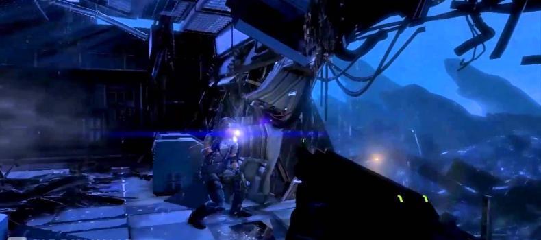 Aliens: Colonial Marines Alien Tension Trailer