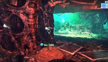 Aliens: Colonial Marines E3 2012 Off-Screen Multiplayer Footage